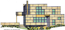 foto modelo de casa prefabricada 30