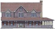 foto modelo de casa prefabricada 38