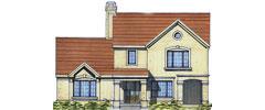 foto modelo de casa prefabricada 49