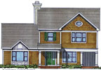 foto modelo de casa prefabricada 50