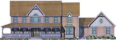 foto modelo de casa prefabricada 53