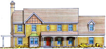 foto modelo de casa prefabricada 78