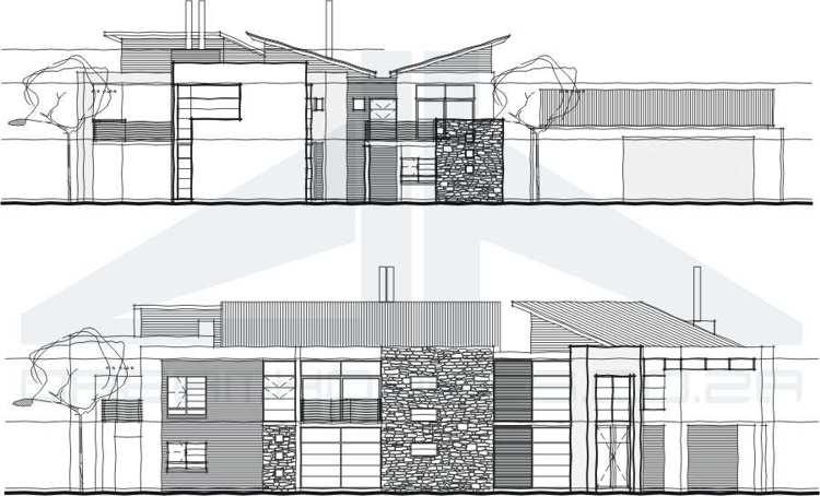 Planos De Casas Modernas Dreamhouses - Plano-casas-modernas
