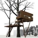 Casa de arbol prefabricada 9