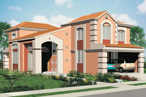 Modelo Villa Myrnaflor 1