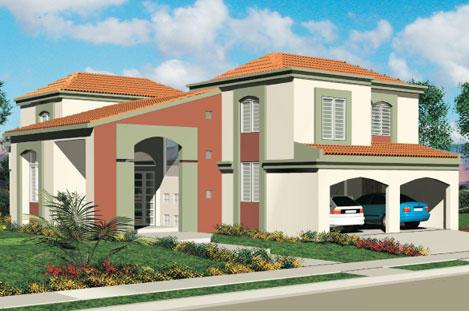 Modelo Villa Myrnaflor 3