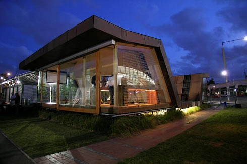 Cristiano tattoos casas modernas por dentro - Casas de madera por dentro ...