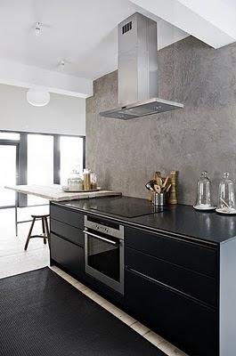 cocina casa minimalista