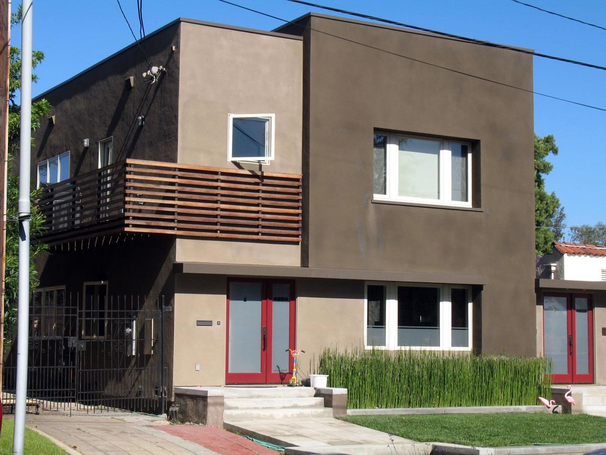 Casas modernas prefabricadas y sus beneficios for Casas prefabricadas modernas