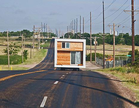 Una sola pieza prefabricada todo en uno casa para una - Casas prefabricadas moviles ...