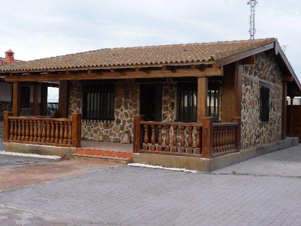Casas campestres prefabricadas for Casas prefabricadas hormigon