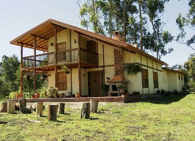 Casas campestres prefabricadas for Casas de campo prefabricadas