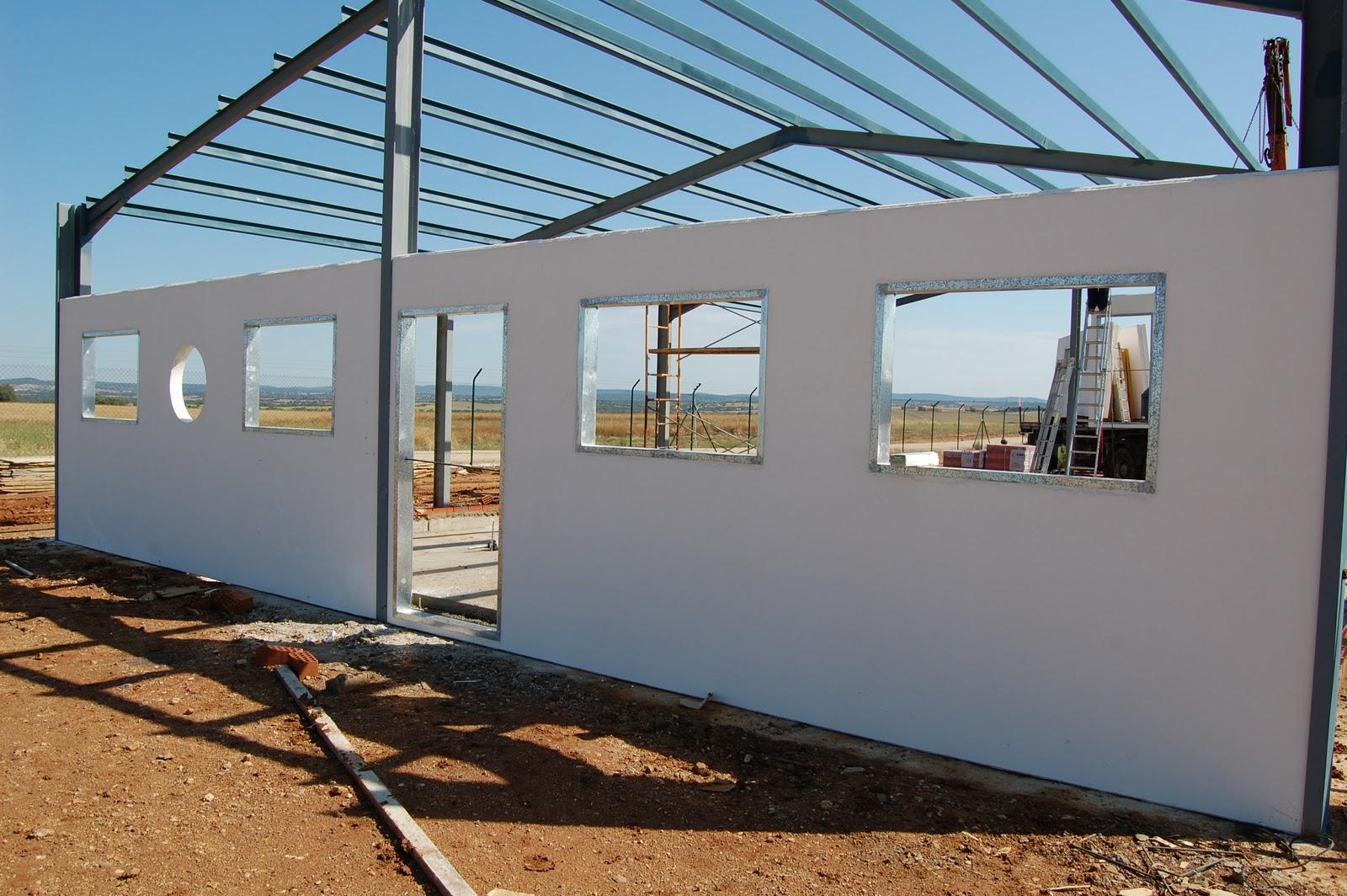 Los paneles prefabricados de hormigon for Casas de hormigon precios y fotos