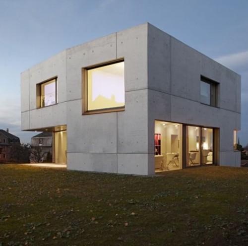 Diferentes estilos en viviendas prefabricadas de hormigon - Casas de diseno prefabricadas hormigon ...