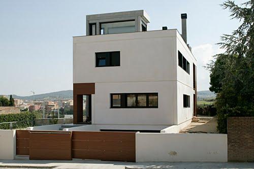 Foto de Casa hormigón prefabricado