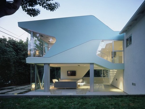 Foto de casas modernas prefabricadas