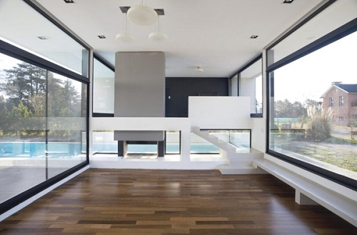 Impresionantes Interiores de casas latinoamericanas