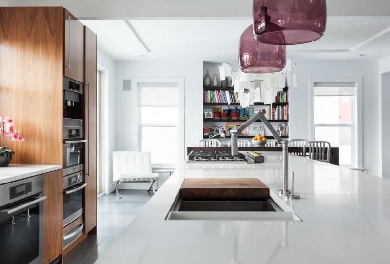 ¿Como luce la casa de un diseñador de interiores?