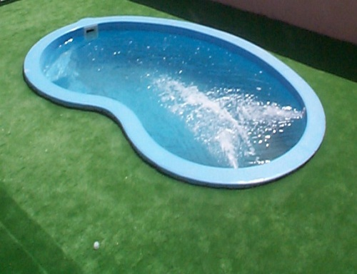 Aquacentro albercas prefabricadas 3 for Piscinas de fibra de vidrio mexico