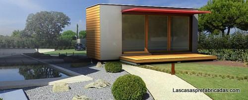 Dise o casas prefabricadas - Casas prefabricadas de diseno en espana ...
