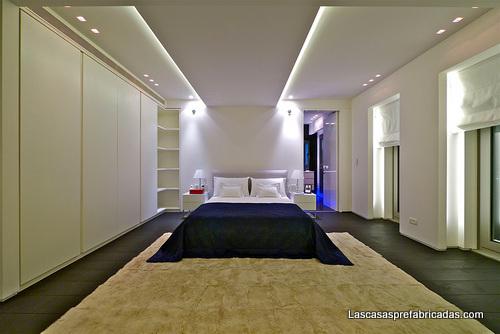 Decoración de apartamentos con iluminación led