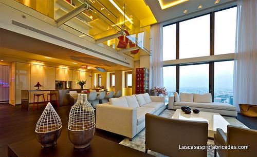 Decoraci n de apartamentos con iluminaci n led for Decoracion iluminacion led