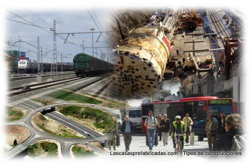Construccion de obras públicas