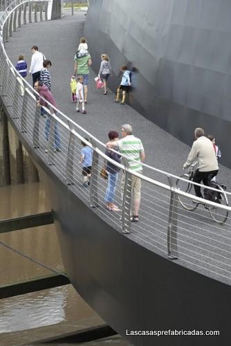 Diseño alternativo de puentes en ríos con tráfico continuo