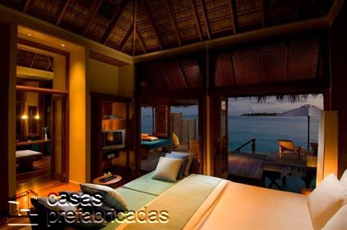 24 formas de decorar una habitación con vistas a la playa (1)