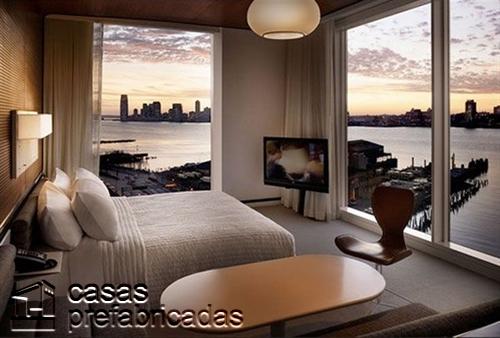 24 formas de decorar una habitación con vistas a la playa (20)