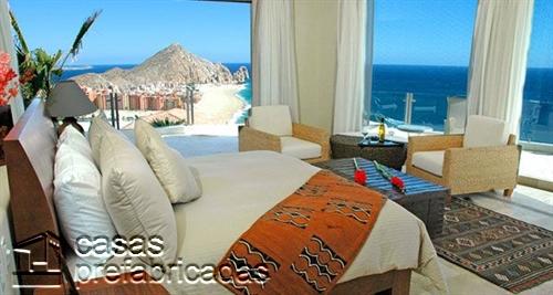 24 formas de decorar una habitación con vistas a la playa (4)