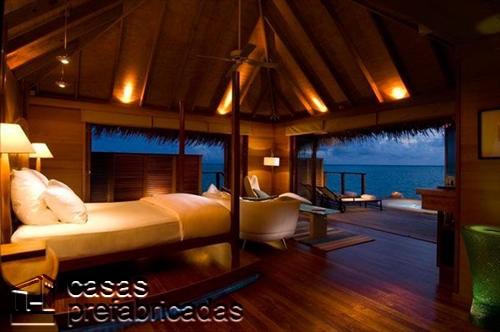 24 formas de decorar una habitación con vistas a la playa (5)