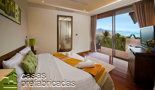24 formas de decorar una habitación con vistas a la playa (6)