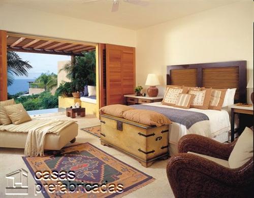 24 formas de decorar una habitación con vistas a la playa (8)