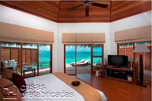 24 formas de decorar una habitación con vistas a la playa (14)
