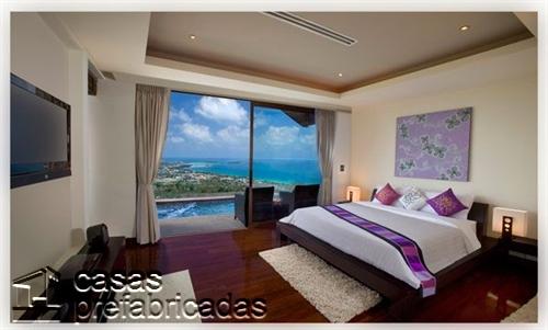 24 formas de decorar una habitación con vistas a la playa (19)