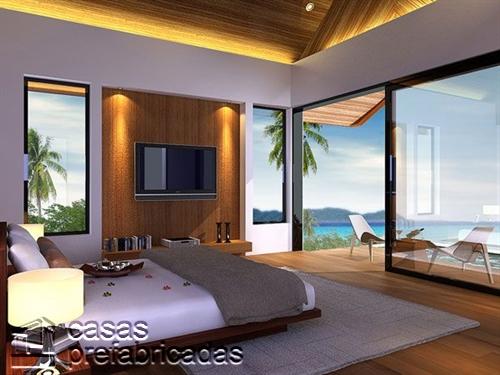 24 formas de decorar una habitación con vistas a la playa (23)