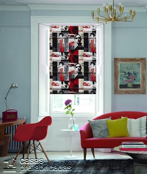 Cortinas decorativas basadas en la cultura popular de Birmingham West Midlands RU Riviera-Vino