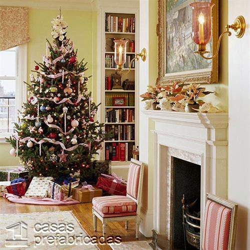 Empieza la navidad y año nuevo desde ya decorando tu sala (13)