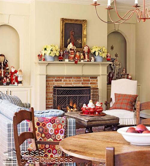 Empieza la navidad y año nuevo desde ya decorando tu sala (14)