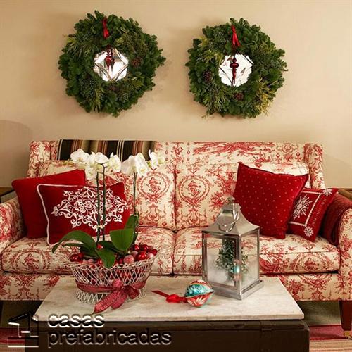 Empieza la navidad y año nuevo desde ya decorando tu sala (18)