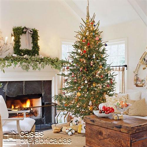 Empieza la navidad y año nuevo desde ya decorando tu sala (2)