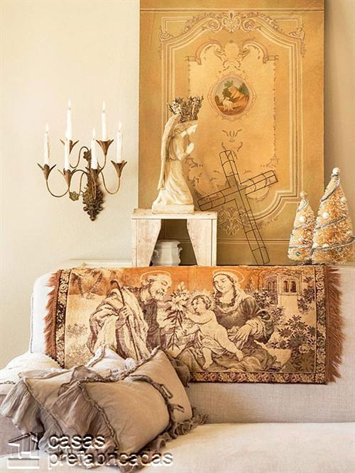 Empieza la navidad y año nuevo desde ya decorando tu sala (21)