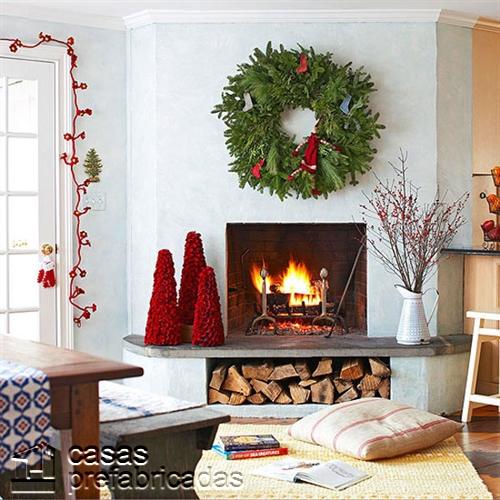 Empieza la navidad y año nuevo desde ya decorando tu sala (22)