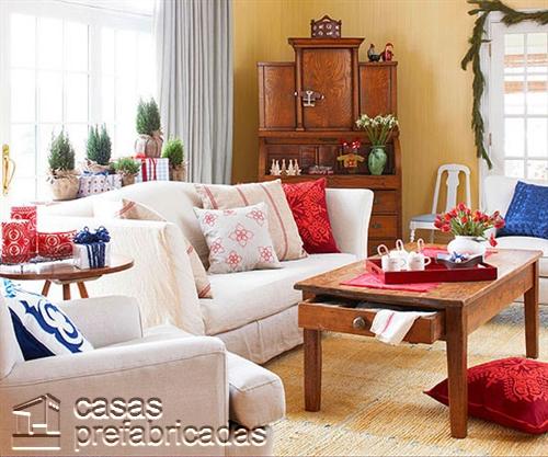 Empieza la navidad y año nuevo desde ya decorando tu sala (23)