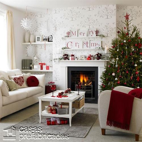 Empieza la navidad y año nuevo desde ya decorando tu sala (26)