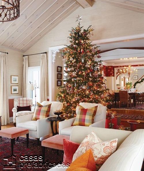 Empieza la navidad y año nuevo desde ya decorando tu sala (27)