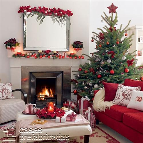Empieza la navidad y año nuevo desde ya decorando tu sala (28)