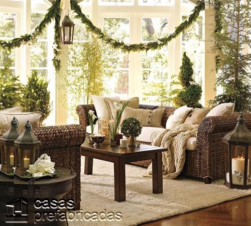 Empieza la navidad y año nuevo desde ya decorando tu sala (29)