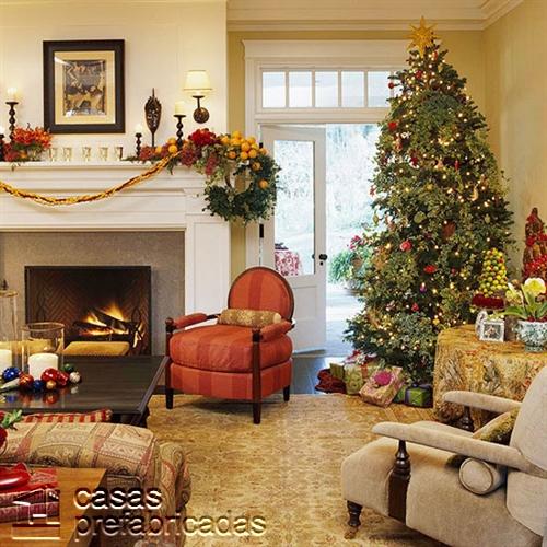 Empieza la navidad y año nuevo desde ya decorando tu sala (3)